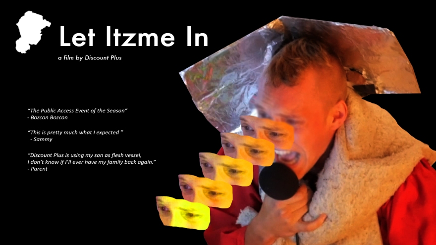Let Itzme In Poster-Recovered